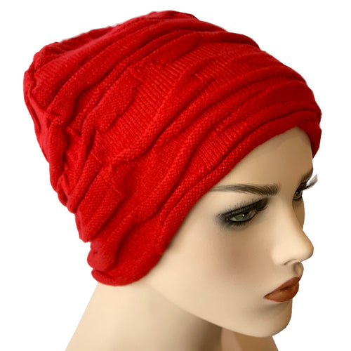 Fashion Beanies - Red