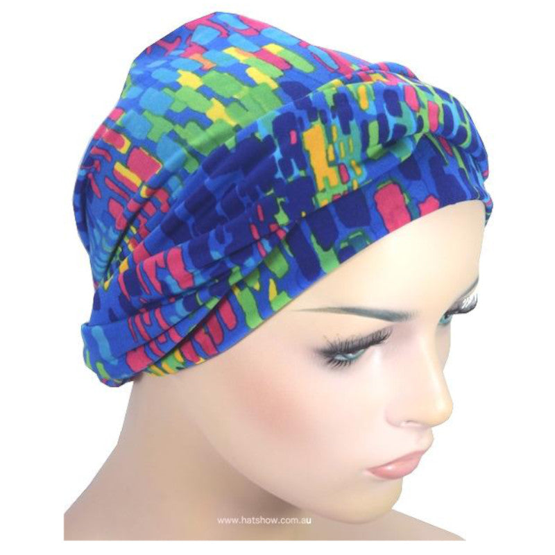 Headwrap Turban - Confetti