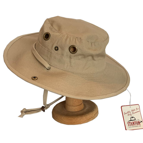 Mens Hats - Sun Hat with Toggle