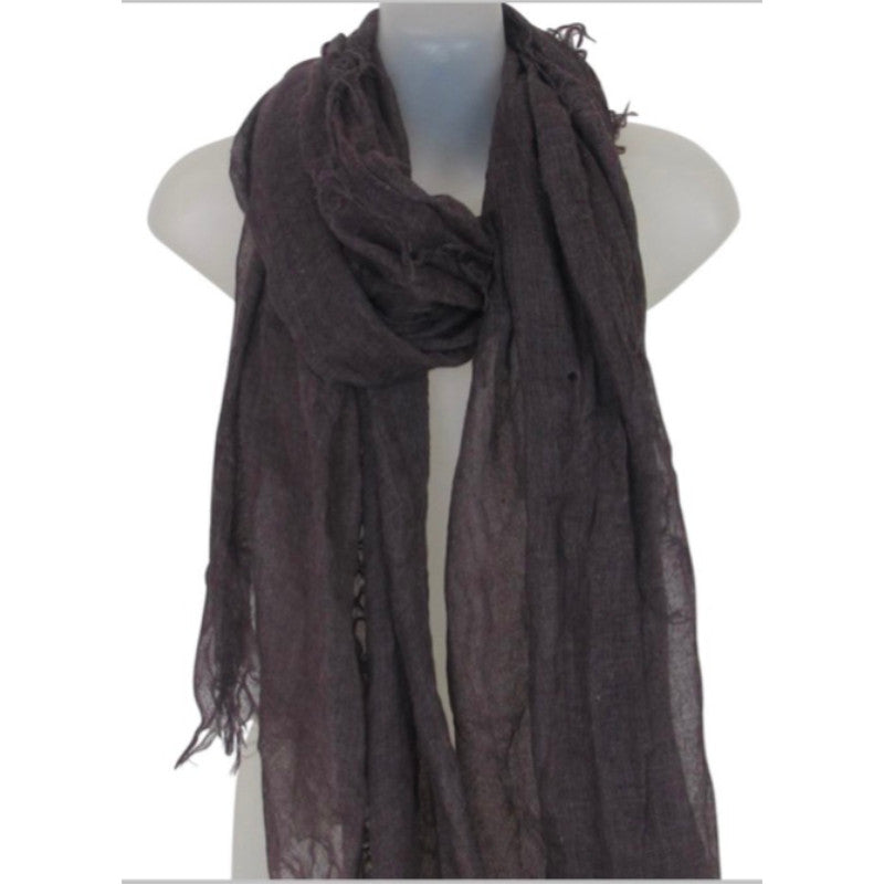 Scarves - Brown