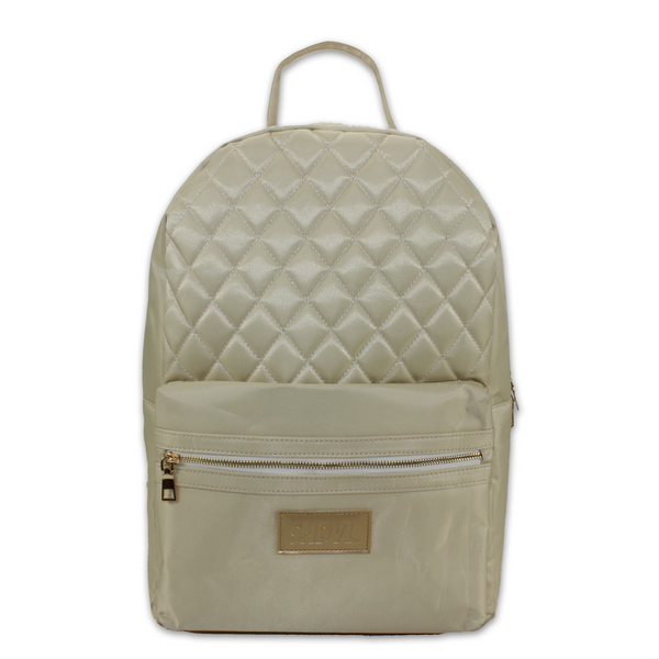 "SNDVL ""Beach"" Quilted Backpack"