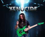 Xenocide-Rusty Cooley Signature Guitar Cable - Dual Straight Plugs