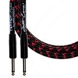 Terror-Flex Guitar Cable - Dual Straight Plugs