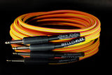 BelloFlex Guitar Cable - Dual Straight Plugs