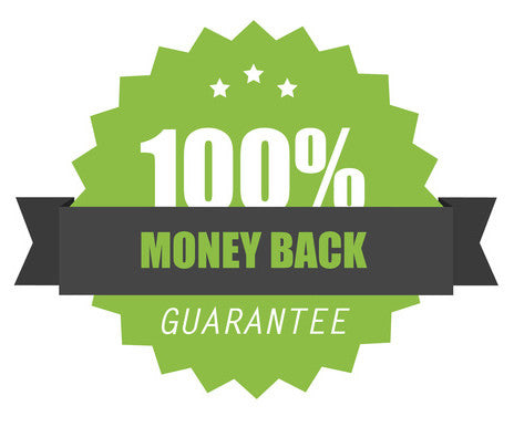 Money Back Guarantee if you fail the test.