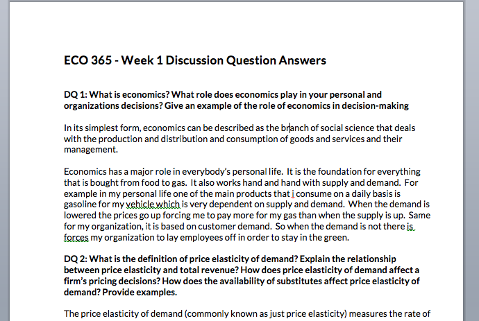 qnt 351 discussion questions View essay - lta_wk4_assign from qnt 351 at university of phoenix running  head: qnt 351: learning team problem set: chapter 5 1 qnt 351:   qnt 561 discussion questions university of phoenix qnt 561 - fall 2014.
