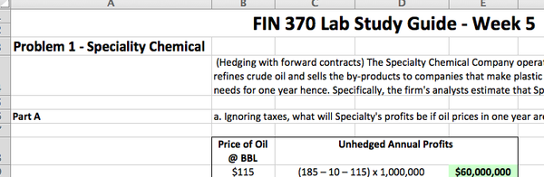 FIN 370 - My Finance Lab - Week 5 Answers and Explanations