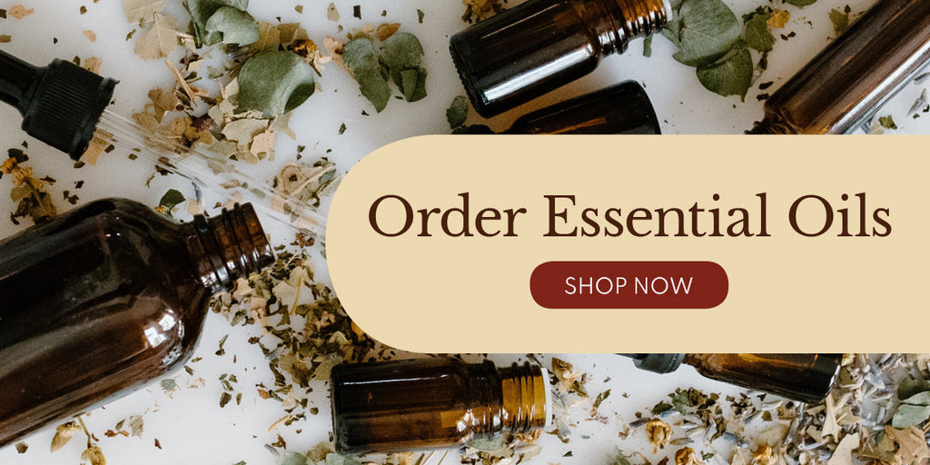 Order essential oils online from a reputable seller, Vetiver Aromatics. Free shipping on US orders over $100.