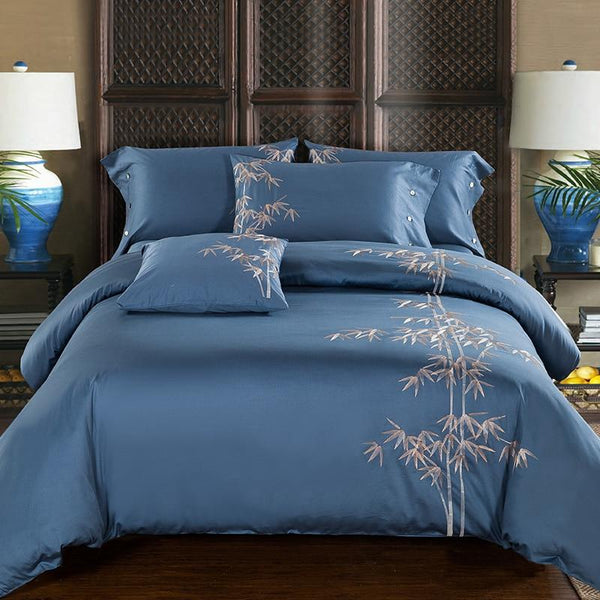 Change the Same Duvet Cover Set (Egyptian Cotton)