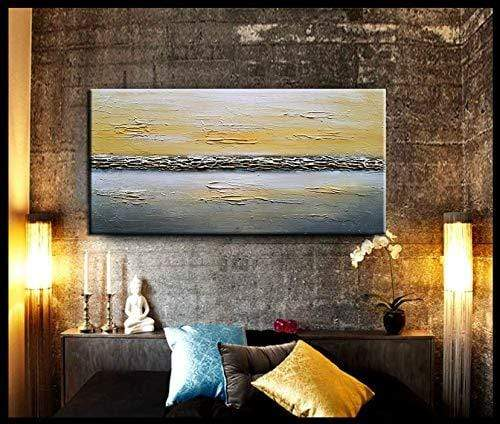 Sunset Hue Oil Painting