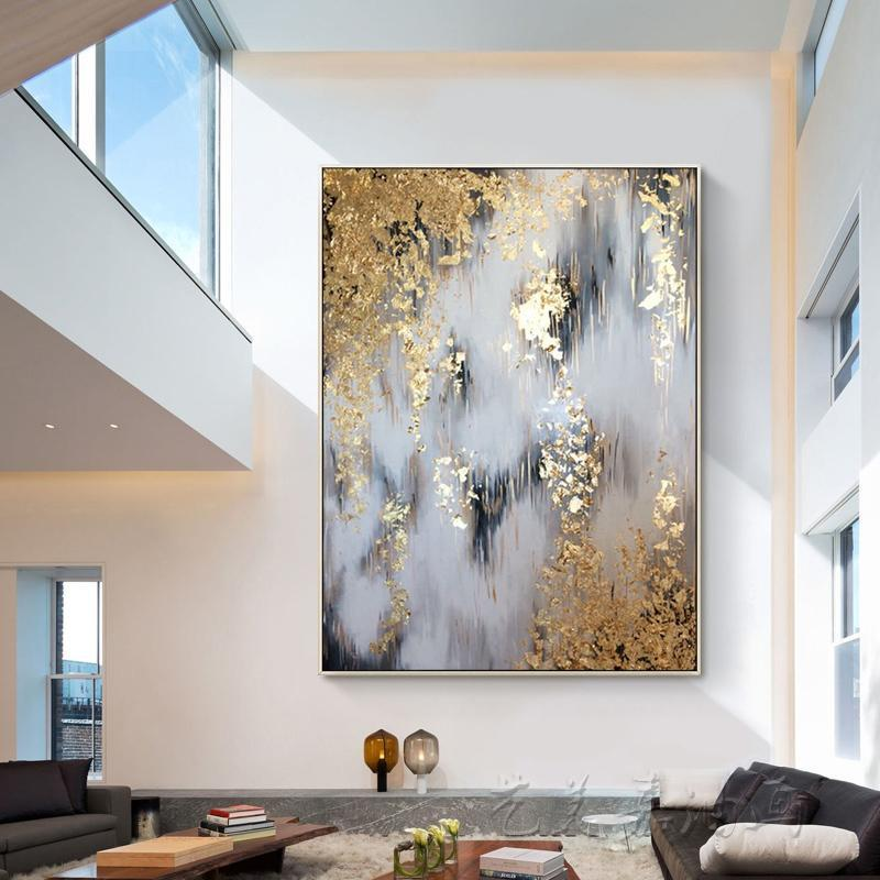 Speck of Gold Oil Painting