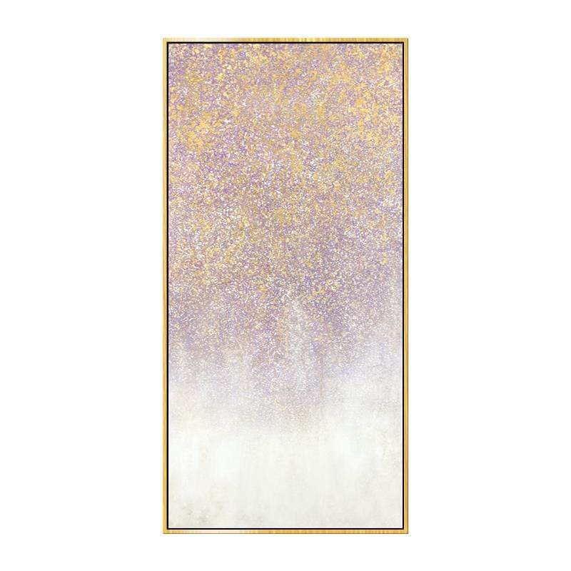 Gold Mist Oil Painting