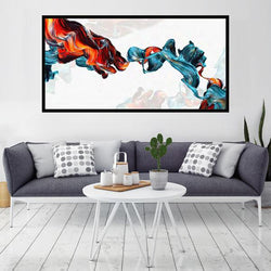 Creation of Color Canvas Image