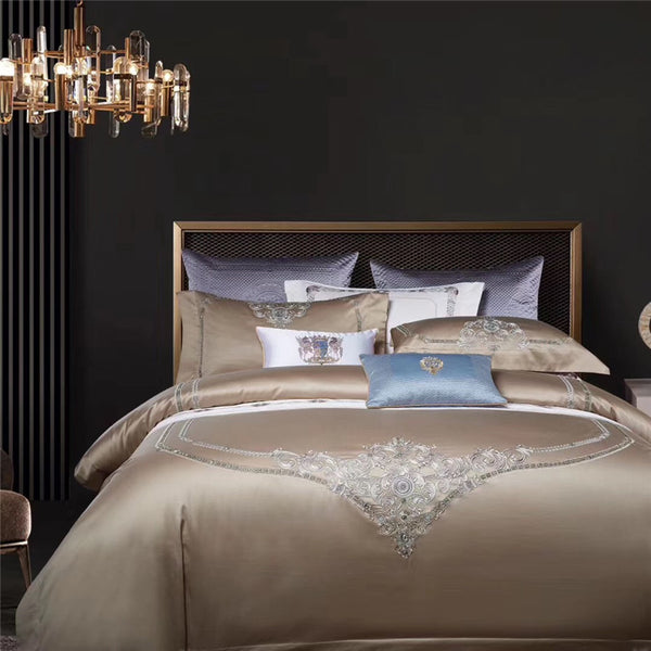 Buckingham Billet Duvet Cover Set (Egyptian Cotton)