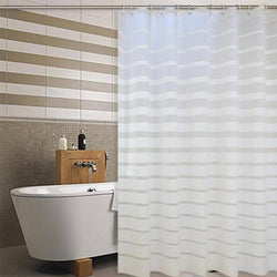 Simplistic Shower Curtain
