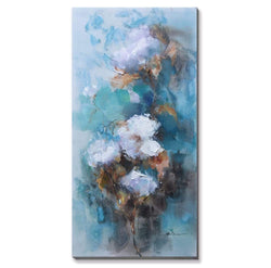 Blistering Bouquet Oil Painting