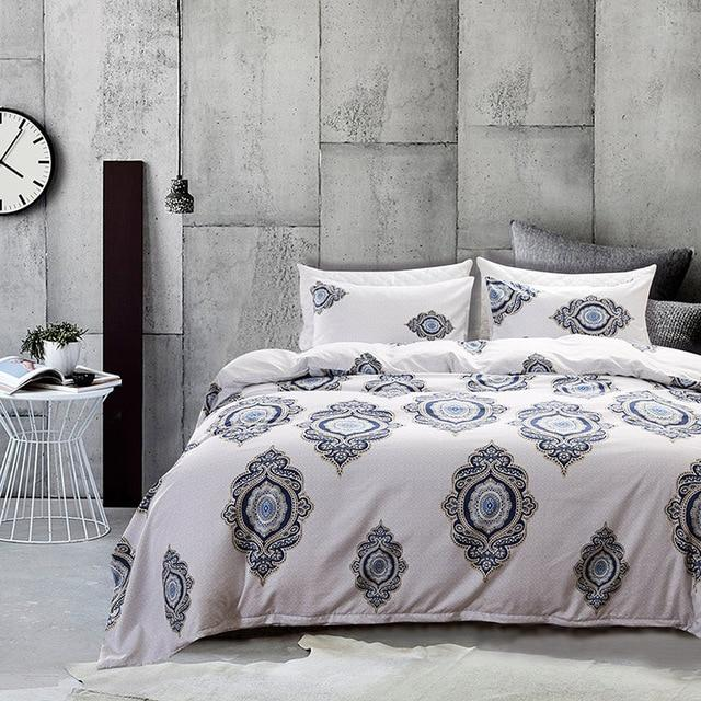 Turkish Style 3-Piece Duvet Cover Set