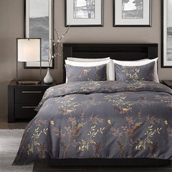 Bright Blossom Duvet Cover Set