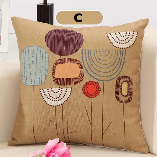 Nature's Canvas Cushion