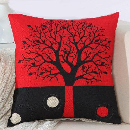 Timber Cushion