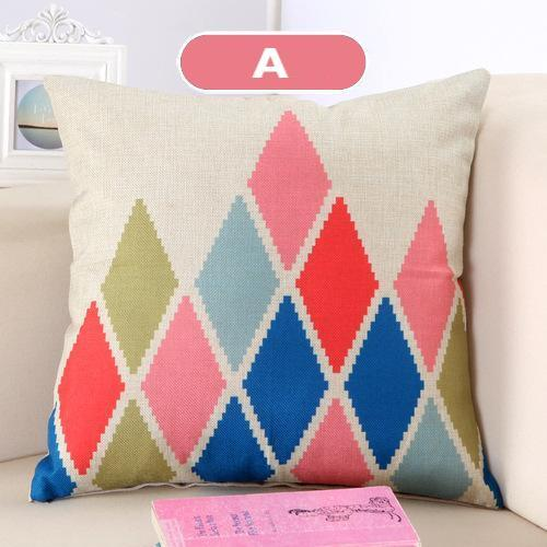 Colorful Cushion