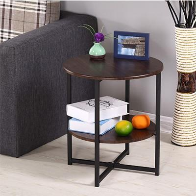 Nordic Wood Side Table