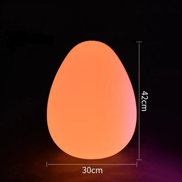 Egg Floor Lamp