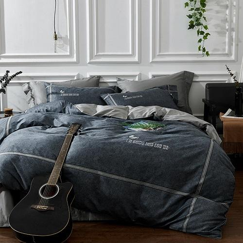 Tranquility Duvet Cover Set (Egyptian Cotton)