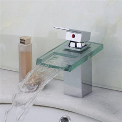 Waterfall Faucet