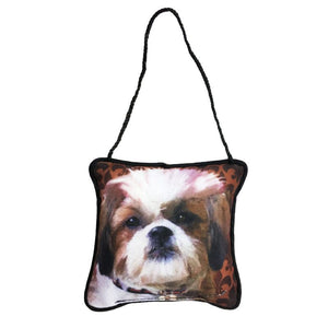 Shih Tzu Mini Pillow