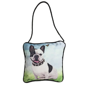 French Bulldog Mini Pillow