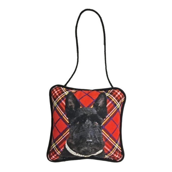 Scottie Mini Pillow