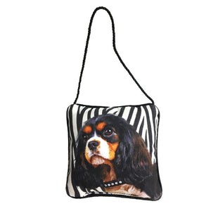 Cavalier King Charles Spaniel Mini Pillow