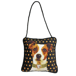 Jack Russell Mini Pillow