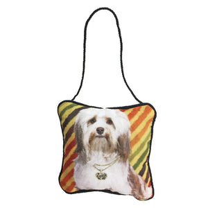 Havanese Mini Pillow