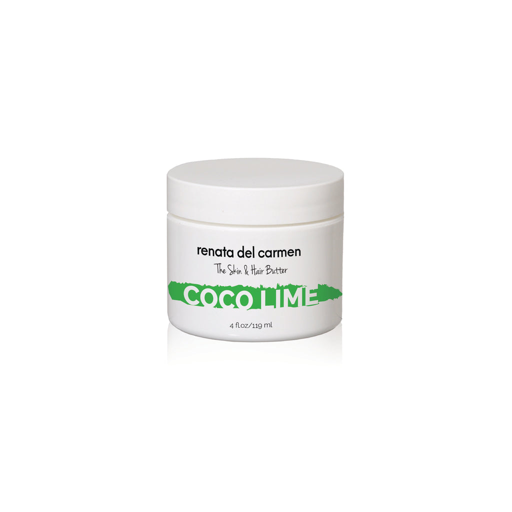 Coco Lime Skin & Hair Butter