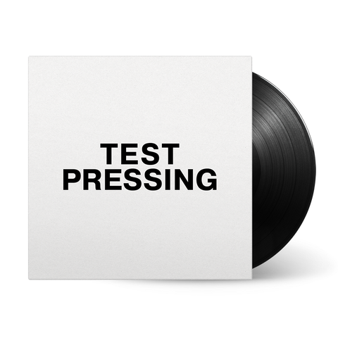 """Mutable Set"" Signed Test Pressing"