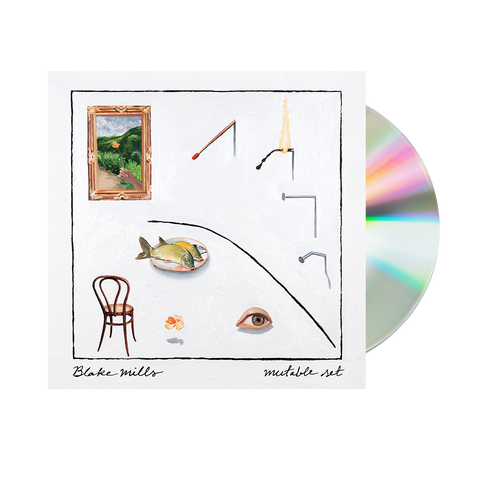"""Mutable Set"" Signed CD"