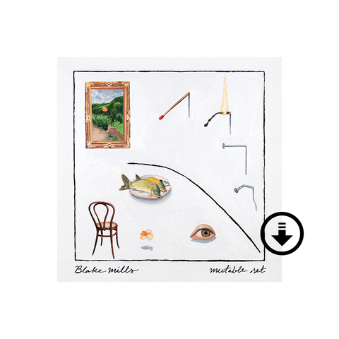 """Mutable Set"" Digital Album"