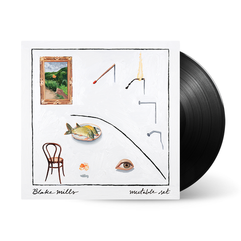 """Mutable Set"" 2LP"