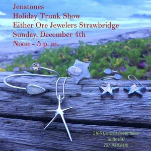 15th Annual Either Ore Jewelers Holiday Trunk Show