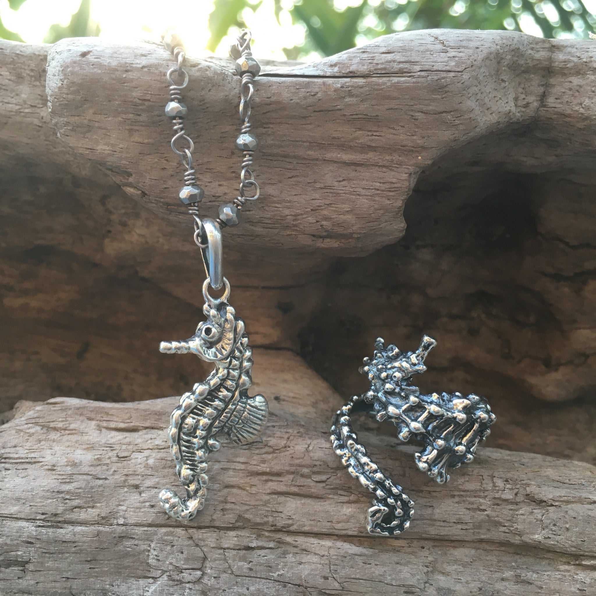 Pendant Sea Dragon-Jenstones Jewelry