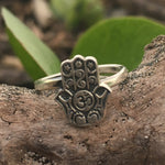 Load image into Gallery viewer, Hand of Fatima Ring-Jenstones Jewelry