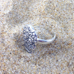 Load image into Gallery viewer, Sugar Skull Ring-Jenstones Jewelry