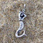 Load image into Gallery viewer, Pendant Mermaid Relaxing-Jenstones Jewelry
