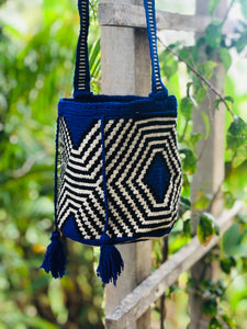 Mochila Blue Diamond Small-Jenstones Jewelry