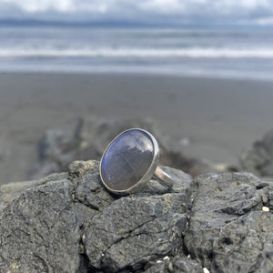 Labradorite Oval Ring-Jenstones Jewelry