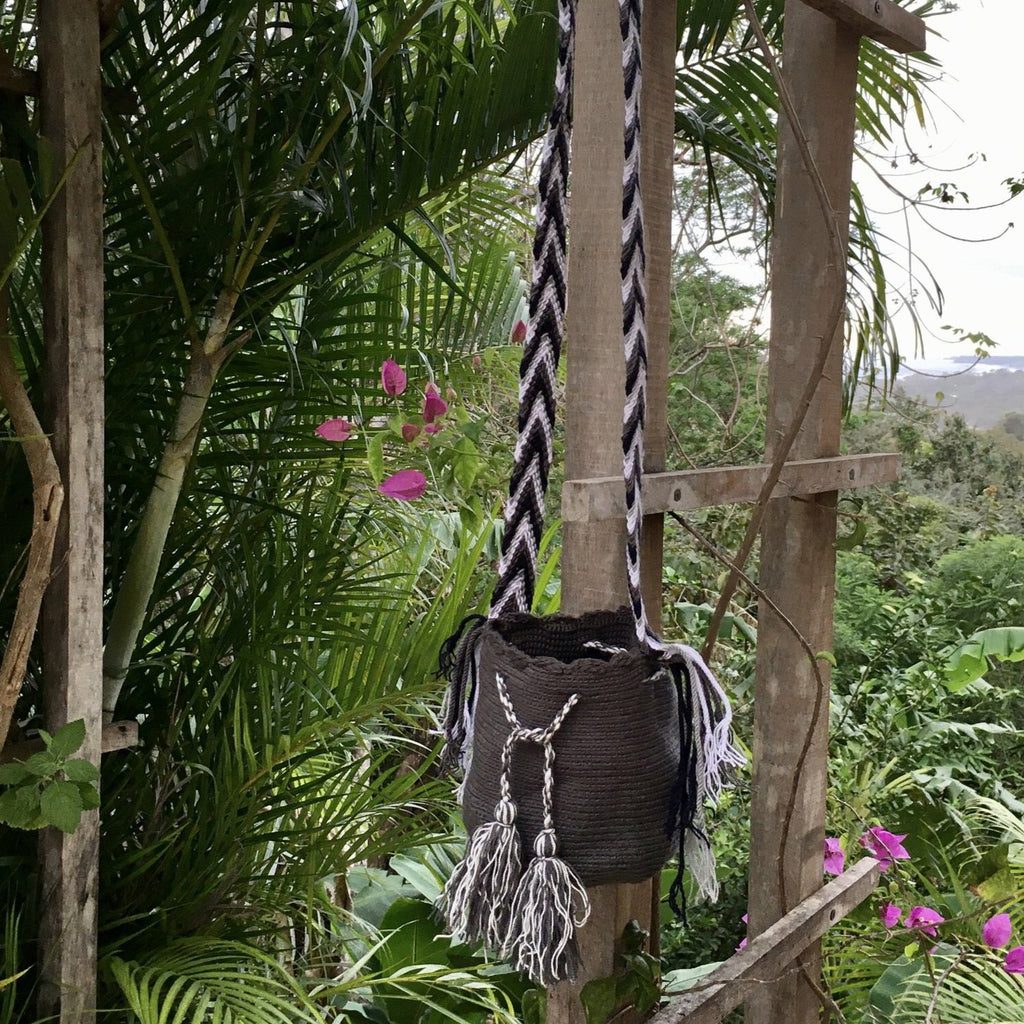 Mochila Gray Small-Jenstones Jewelry