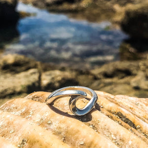 Wave Ring-Jenstones Jewelry