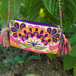 Load image into Gallery viewer, Tree of Life Clutch Mochila-Jenstones Jewelry